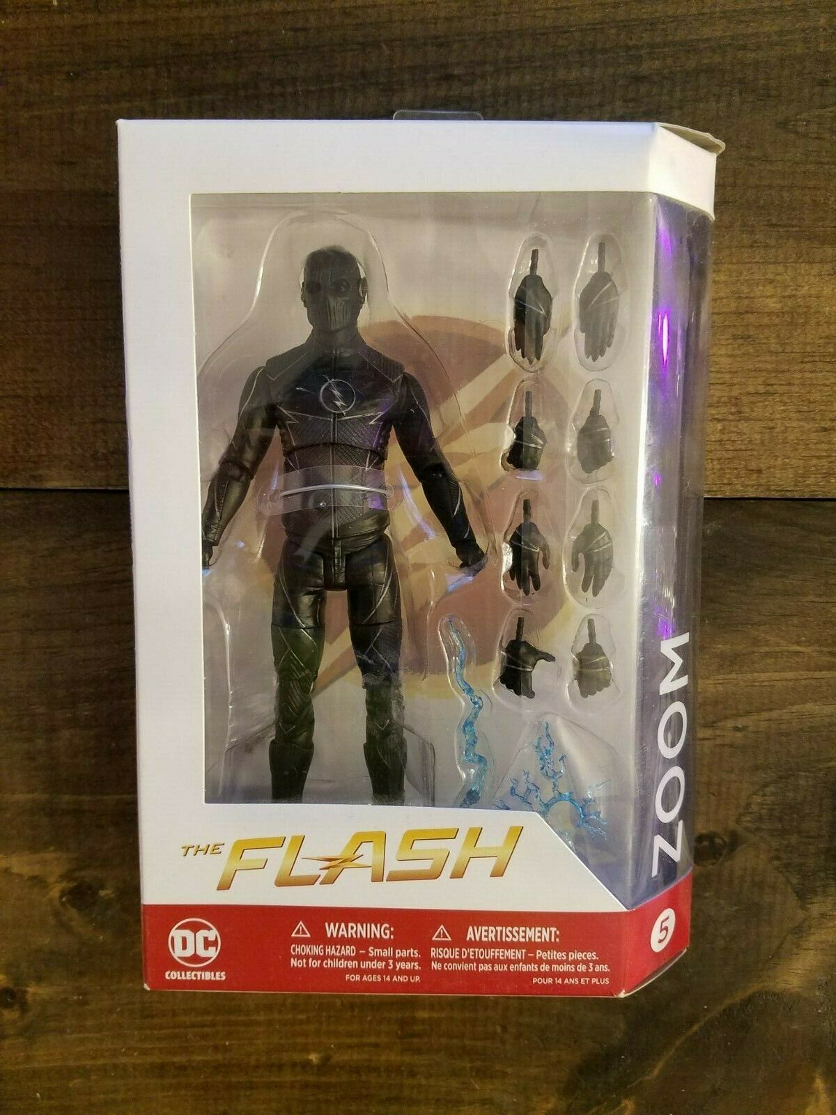 DC Collectibles The Flash TV Show Zoom Figure
