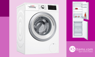 Save up to 45% on Refurbished Appliances