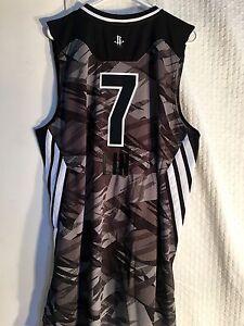 Adidas-Swingman-NBA-Jersey-Houston-Rockets-Jeremy-Lin-Black-All-Star-2013-sz-2X