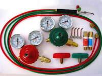 Jewelers Torch / Regulator / Flashback Arrestor Kit. Smith Type. Premium Quality