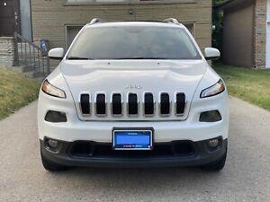2016 Jeep Cherokee North 4x4 Loaded