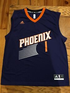 differently 01157 445a9 Details about Devin Booker Authentic Phoenix Suns Jersey (Purple)