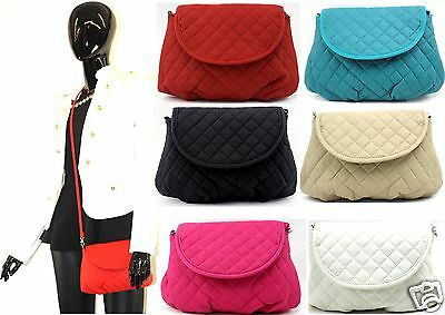 kleine Handtasche Stepp Muster Clutch Abendtasche Damen Tasche Designer TOPTREND