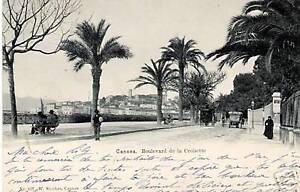 CPA Cannes Boulevard de la Croisette (p92516) GGRMzvxG-09162158-822738662