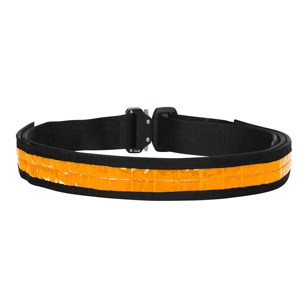 Fusion Tactical Hi-Vis Reflective Belt II Type A Neon orange X-Large 43-48  1.75