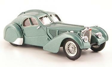 Bugatti Atlantic 57 SC 1938 Light vert Met.1 43 Model RIO4313 RIO