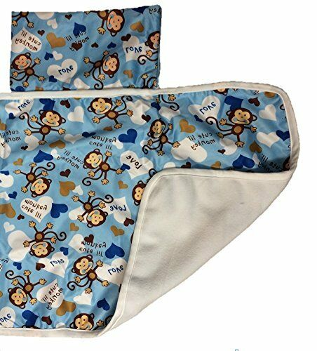 Baby Folding Travel Changing Mat Pad Waterproof Fold away Nappy Portable Bnw2