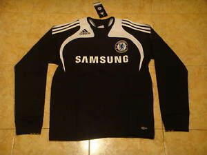 the latest f8102 bc430 Details about Chelsea Soccer Sweat Top England Football Adidas Kids  Sweatshirt NEW