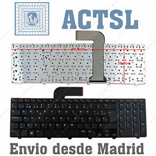 Keyboard Spanish for Dell XPS 17 (L702X)