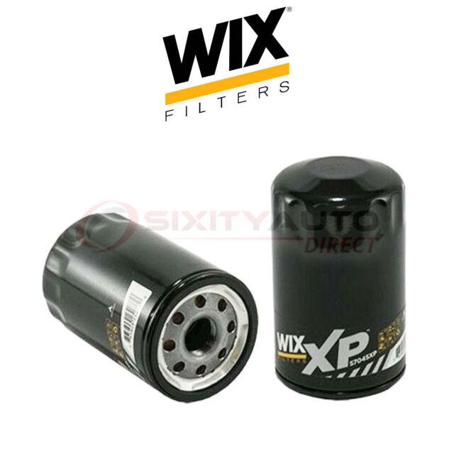 WIX Engine Oil Filter for 2014-2018 Chevrolet Silverado 1500 4.3L 5.3L 6.2L jq