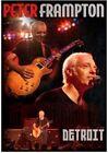 Peter Frampton Live in Detroit 5034504995178 DVD Region 2