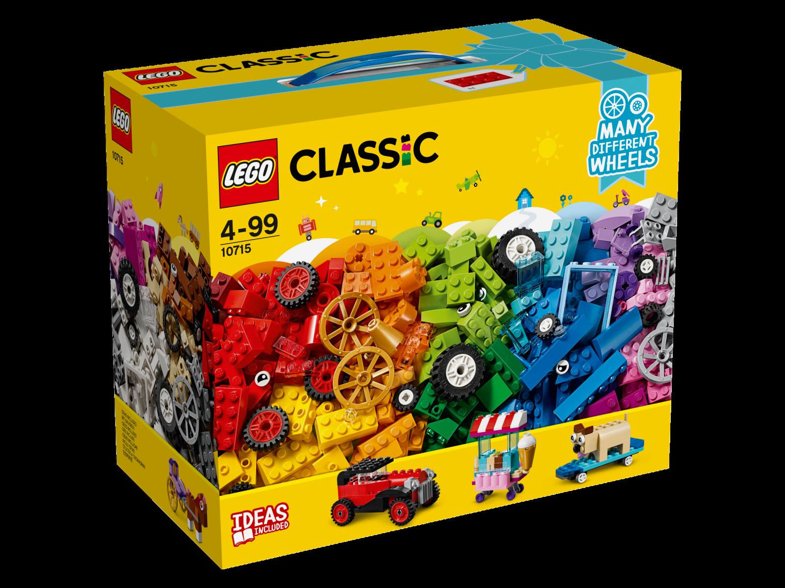 Classic ® Bauset Créatif Lego 10715 2DYEeWH9I