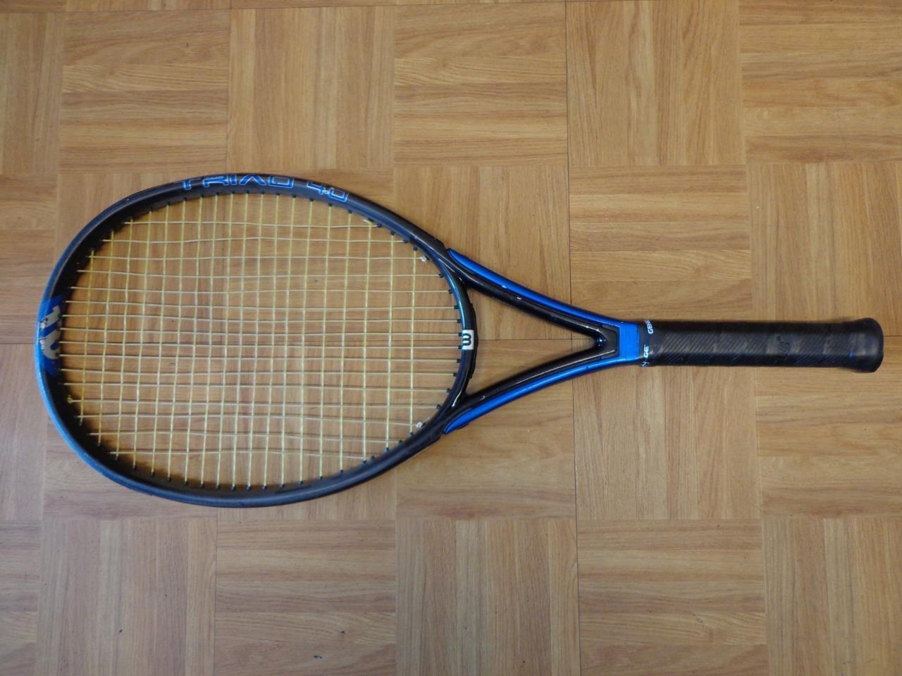Wilson Triad Hammer 4.0 OverGröße 110 4 1 2 grip raquette de tennis