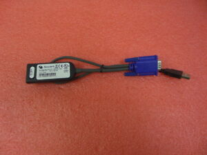 Avocent-DSAVIQ-USB2-KVM-Interface-Module-RJ45-Network-Switch-Adapter-520-430-503