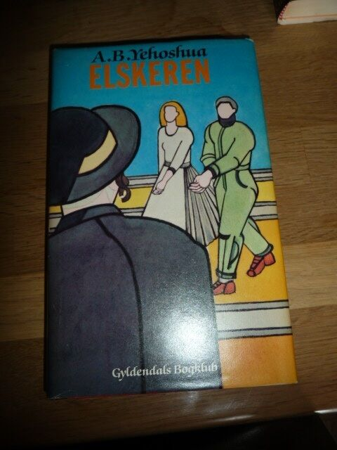 Elskeren, A.B.Yehoshua, genre: roman