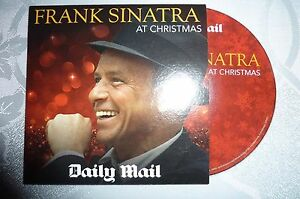 Latest-Frank-Sinatra-At-Christmas-CD-12-Tracks-Daily-Mail-Promo