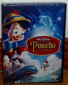 PINOCHO-DVD-CLASICO-DISNEY-N-2-NUEVO-PRECINTADO-ANIMACION-SIN-ABRIR-R2