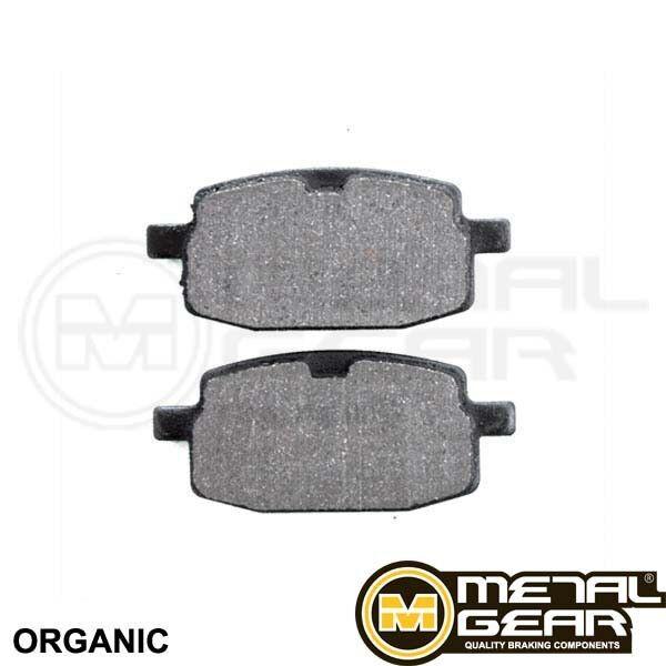 MetalGear Brake Pads Front L YAMAHA BWs 100