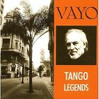 Tango Legends by Vayo (CD, Sep-2006, Pantaleon Records)