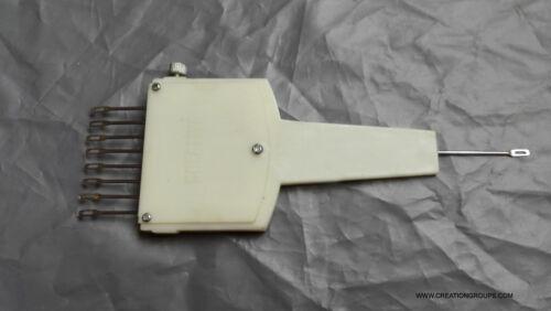 GE63 Aiguille 1X8 réglable Transfert Outil 7 mm Brother KX350 KX355 CG170 70D 70D+