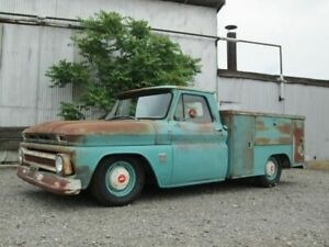 C10 F100 Retro Service/Utility Body 6' Short Box