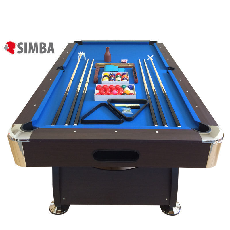 prima i clienti Mesa de billar  pool 8 ft autoambola autoambola autoambola Medición de 220 x 110 cm juegos de billar  prezzi bassi