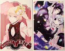 Kuroshitsuji Black Butler-CIEL SEBASTIAN ALOIS CLAUDE Postcard Photo Card Set #S
