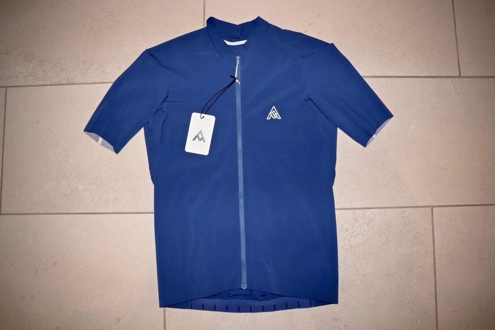7mesh Highline Superlight Jersey M's, Stellar bluee VK 175,-  Muster-Verkauf