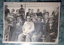 FOTO D'EPOCA VITTORIO DE SICA GIUDITTA RISSONE DE SICA 1937 ANNO XV FASCIO