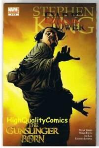 STEPHEN-KING-DARK-TOWER-GUNSLINGER-BORN-4-2007-NM-more-SK-in-store