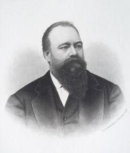 HARVEY-BUXTON-Civil-War-Soldier-Ohio-Railroad-Counsel-1876-Portrait-Print