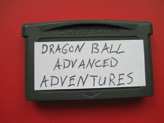 Dragon Ball Advanced Adventure Game Boy Advance *Reproduction & No Save*