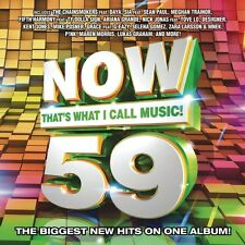 Now That's What I Call Music! 59 by Various Artists (CD, Aug-2016, Legacy)