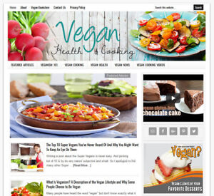 VEGAN-HEALTH-amp-COOKING-blog-turnkey-website-for-sale-AUTO-CONTENT-UPDATES