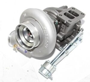 HX40W-SUPER-DRAG-Diesel-Turbo-Charger-Fits-Holset-T3-Flange-Dodge-RAM-CUMMINS