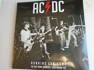 AC-DC-The-Lost-Sydney-Broadcast-1977-double-LP-2018-new-mint-sealed-vinyl