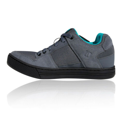 Five Ten Womens Freerider Mountain Bike Shoes Grey Sports Cycling Breathable