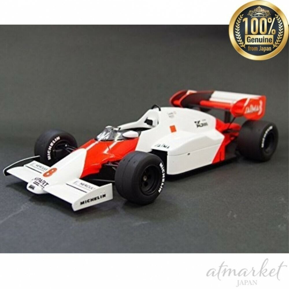 Beemax Nr. 3 Mini bil Kunststoff modellllerlerl 1  20 McClaren Mp4  2 1984 Britisch