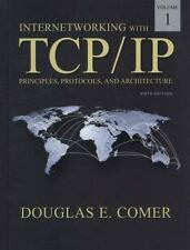Internetworking with TCP/IP Volume One by Douglas E. Comer (2013, Hardcover)