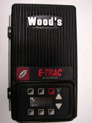 WOODS XFC4003-0C ETRAC 3HP 460V AC DRIVE ***XLNT***