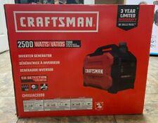 Craftsman Cmxgiac3300 2500w 3300w Gasoline Powered Portable Inverter Generator