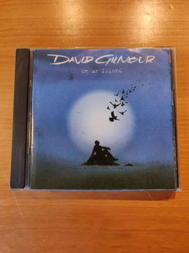 David Gilmour: On An Island, rock