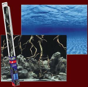 Aquarium-Deko-RUCKWANDFOLIE-100-X-50cm-Fotorueckwand-Zubehoer-RWS
