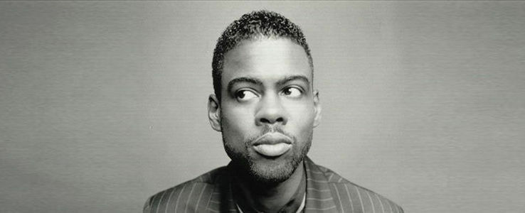 PARKING PASSES ONLY Chris Rock
