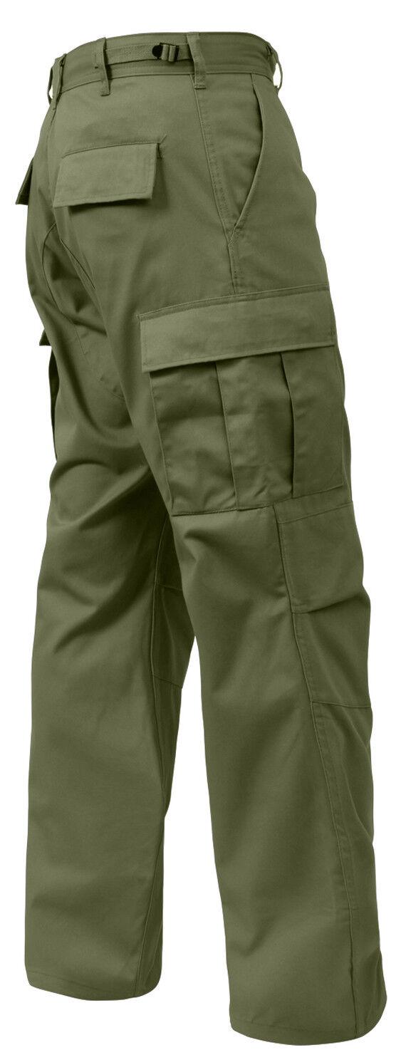 Olive Farblos Militär Militär Militär Bdu Style Cargo Ermüdung Hose Rothco 7838 | Economy  | Kaufen Sie online  | Qualität und Verbraucher an erster Stelle  | Schön geformt  | Grüne, neue Technologie  960381