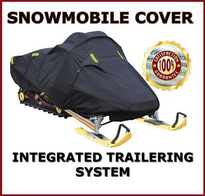 Trailerable Snowmobile Snow Machine Sled Cover fits Ski-Doo Ski Doo MXZ MX Z Sport 600 2002