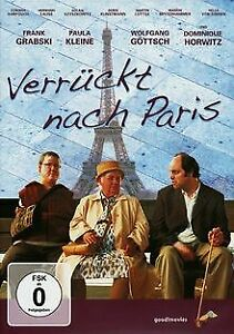 Verruckt-nach-Paris-de-Eike-Besuden-Pago-Balke-DVD-etat-bon