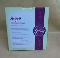 Scentsy Angora Warmer With Welcome Home Wax Melts
