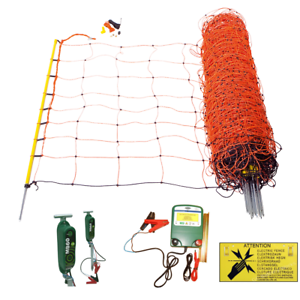 Details about Gallagher Electric Fence Netting 50m For Sheep Goats And New  Born Lambs BUNDLE