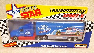 Vintage 1994 Matchbox Super Star Transporters Lake Speed Quality Care #15 |  eBay